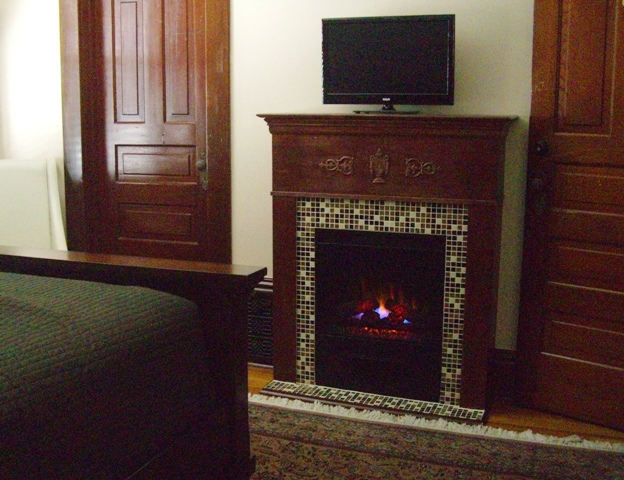 Palladian Suite Fireplace